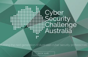 Cyber Security Challenge Australia